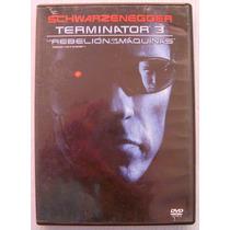 Terminator 3 La Rebelion De Las Maquinas / Dvd Usado