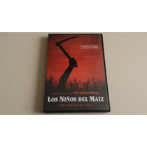Los Niños Del Maiz / The Children Of The Corn / Dvd De Culto