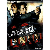 Dvd Masacre En La Carcel 13 ( Assault On Precinct 13 ) 2005