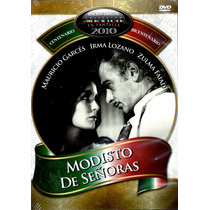 Dvd Modisto De Señoras - Rene Cardona Jr.