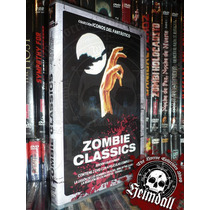 Zombie Classics Collection Pack 4 Films Terror White Zombie