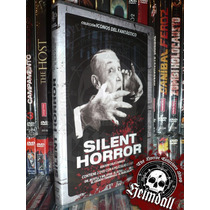 Silent Horror Collection Pack 4 Films Esp Terror Jekyll Hyde