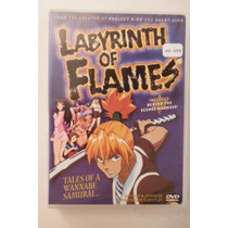 Pelicula Dvd Labyrinth Of Flamel Anime U.s.a Movie Import