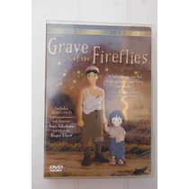 Pelicula Dvd Grave Of The Fireflies Anime U.s.a Movie Import