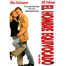 Dvd Hombre Equivocado ( Mr. Wrong ) 1996 - Nick Castle / Ell