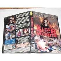 El Altar De La Muerte Pel. Mexicana Dvd