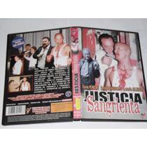 Justicia Sangrienta Pel. Mexicana Dvd Envio Gratis