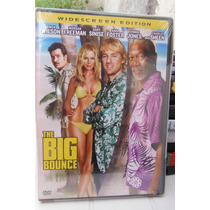 Pelicula Dvd The Big Bounce Charlie Sheen Sara Foster