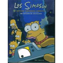 Los Simpson / 7 Temporada / Formato Dvd