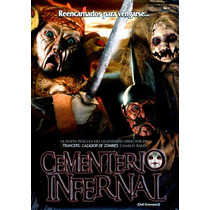 Dvd Cementerio Infernal (doll Graveyard) 2005 - Charles Band