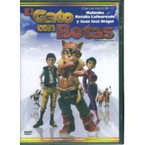 El Gato Con Botas / Formato Dvd