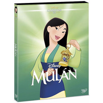 Mulan Edicion Especial Clasicos De Disney , Pelicula En Dvd
