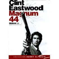 Dvd Magnum .44 ( Magnum Force ) Edicion De Lujo 1973 - Ted P