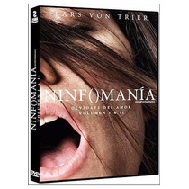 Ninfomania Vol. I & Ii Dvd