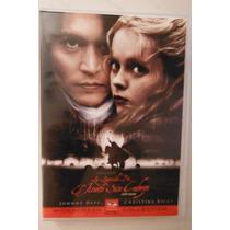 Pelicula Dvd Sleepy Hollow Con Johnny Depp By Tim Burton