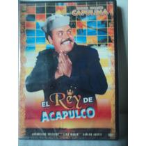 El Rey De Acapulco. Capulina Cine Mexicano