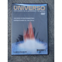 Dvd Universo Vecinos Extraterrestres Discovery