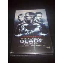 Blade Trinity / Wesley Snipes, Jessica Biel, Ryan Reynolds