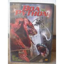 Boa Vs Python / Boa Contra Pitón En Dvd