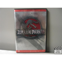 Jurassic Park Iii 3 Pelicula Excelente Estado Dvd Seminuevo