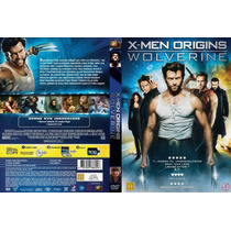 X-men Origins Wolverine Pelicula Dvd Seminuevo