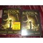 Pelicula Ridick Trilogy Edition Limitada Doble Dvd Mn4