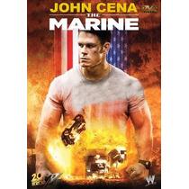 Dvd El Marine John Cena Nuevo Envio Inmediato