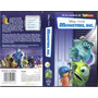 Monsters Inc Vhs Color Azul.1a Edicion Hablada En Español