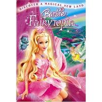 Barbie Fairytopia Pelicula Seminueva