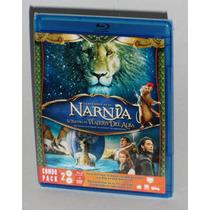 Cronicas De Narnia La Travesía Del Viajero Del Alba Bluray