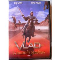 Vlad La Maldicion De Dracula / Billy Zane Brad Dourif / Dvd