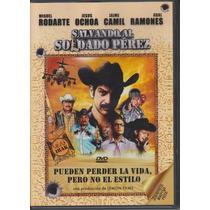 Salvando Al Soldado Perez, Pelicula En Formato Dvd