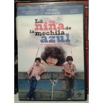 Dvd La Niña De La Mochila Azul Con Pedrito Fernandez