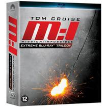 Mision Imposible Extreme Blu Ray La Trilogia Nuevo