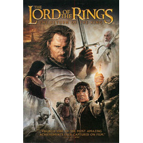 The Lord Of The Rings The Return Of The King Seminu Env Grat