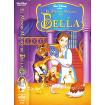 El Mundo Magico De Bella Vhs Hablada En Español Latino Bfn