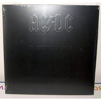 Ac/dc Back In Black Album Lp (movie Maximum Overdrive) 80