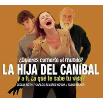 La Hija Del Canibal Pelicula Seminueva Envio Gratis