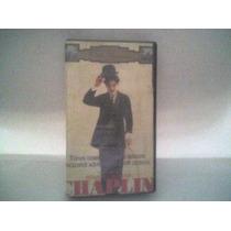 Pelicula Vhs Chaplin Con Robert Downey Jr.
