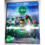 Linterna Verde: Película 3d, Blu-ray 3d+blu-ray+dvd+digital