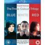 Tres Colores Trilogia Kieslowski Blu Ray Box Setll