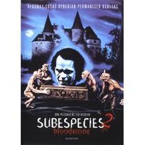 Dvd Subespecies 2 100% Original Envio Inmediato