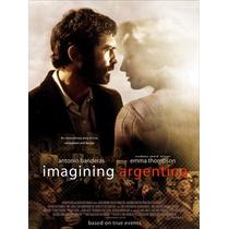 Imaginando Argentina Pelicula Seminueva Envio Gratis
