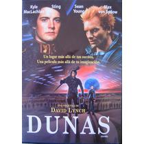 Dunas Kyle Maclachlan Sting Sean Young Max Von Sydow / Dvd