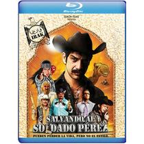 Salvando Al Soldado Perez, Pelicula En Formato Blu-ray