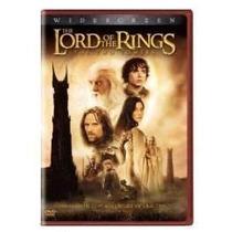 El Señor De Los Anillos Las Dos Torres 2 Dvd Pelicula Nueva