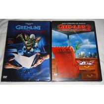 Gremlins 1 Y 2. Paquete De Películas En Formato Dvd