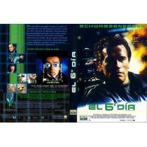 Dvd El Sexto Dia Arnold Schwarzenegger 100% Original