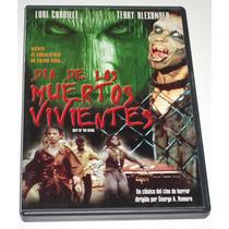 Dvd: Dia De Los Muertos Vivientes (1985) Css