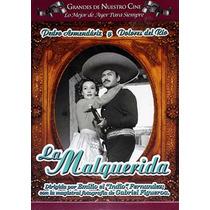 Dvd Cine Mexicano Con Pedro Armendariz La Malquerida Tampico